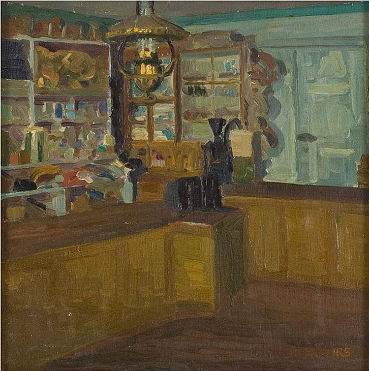 SCHLEGEL, HERBERT ROLF 1889 Breslau - Schondorf