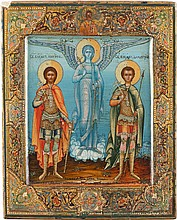IMPORTANT RUSSIAN & GREEK ICONS. PART 2