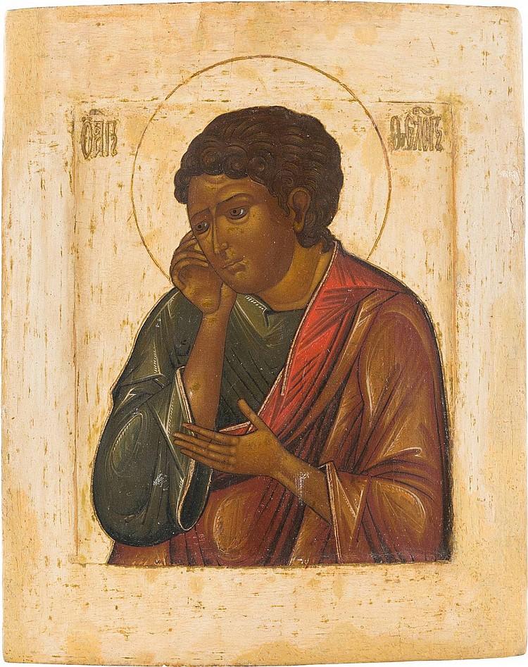IKONE MIT DEM APOSTEL THOMAS