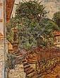 GERBIG, ALEXANDER 1878 Suhl - ebenda 1948 Aufgang, Alexander (1878) Gerbig, Click for value