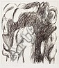 CIMIOTTI, EMIL 1927 Göttingen Abstrahierte, Emil Cimiotti, Click for value