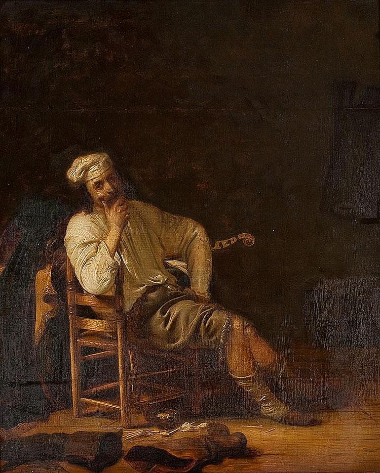 KICK, SIMON 1603 Delft - Amsterdam 1652 (zugesch.)