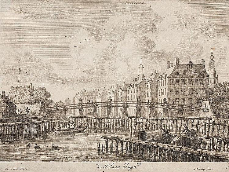 BLOTELING, ABRAHAM 1640 Amsterdam - ebenda 1690 De