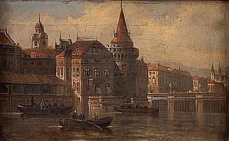 SIEGEN, AUGUST VON 1850 Wien, tätig in Wien und