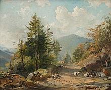 VAN DE SANDE BAKHUYZEN, HENDRIKUS 1795 Den Haag - ebenda 1860 (zugesch.)