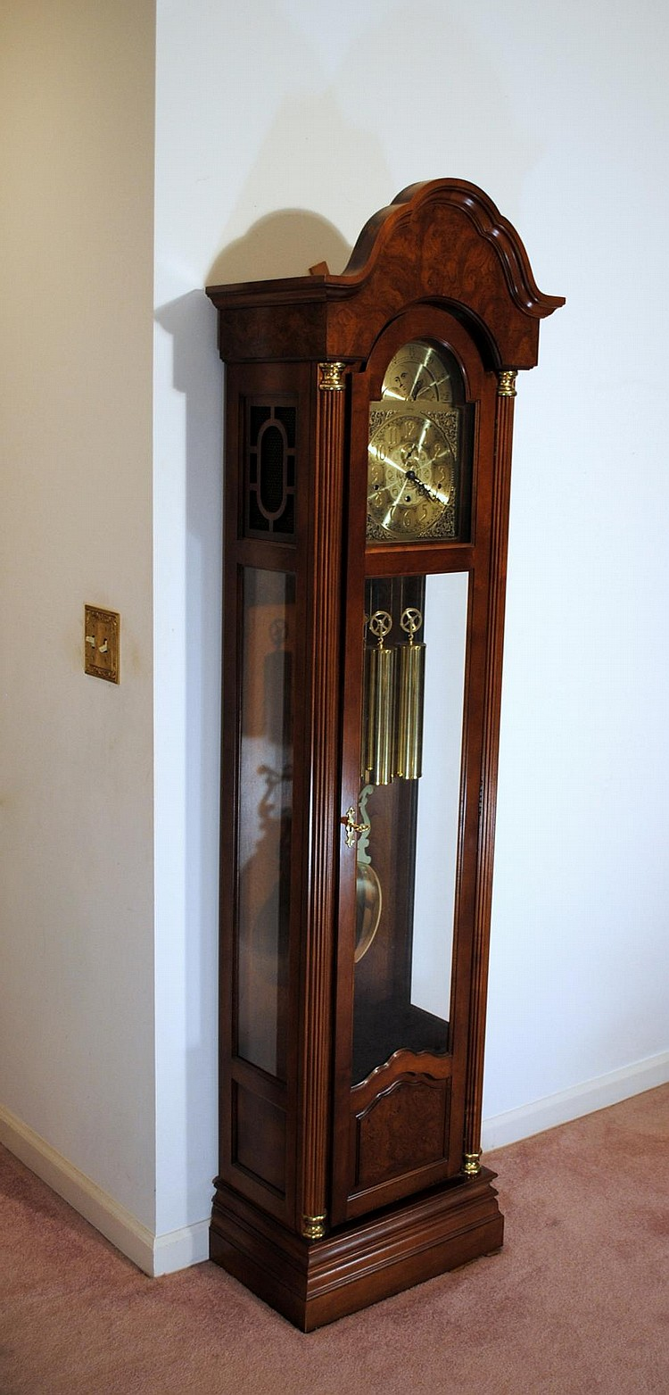 Ridgeway Grandfather Clock Model 317