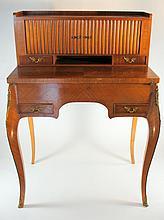 Antique Rococo Revival Ladies Desk