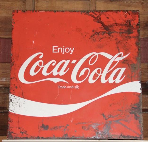 340. Coke Sign
