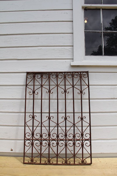 338. Wrought Iron Gate
