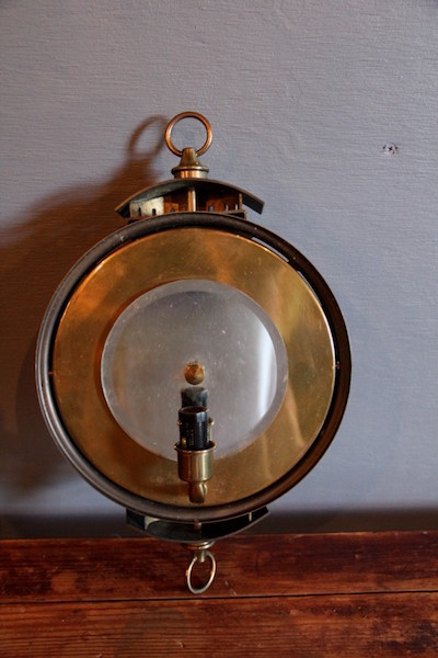 282. Reflective Wall Sconce Lamp