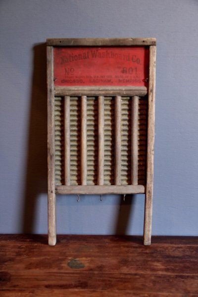 279. National Washboard Co. No. 801