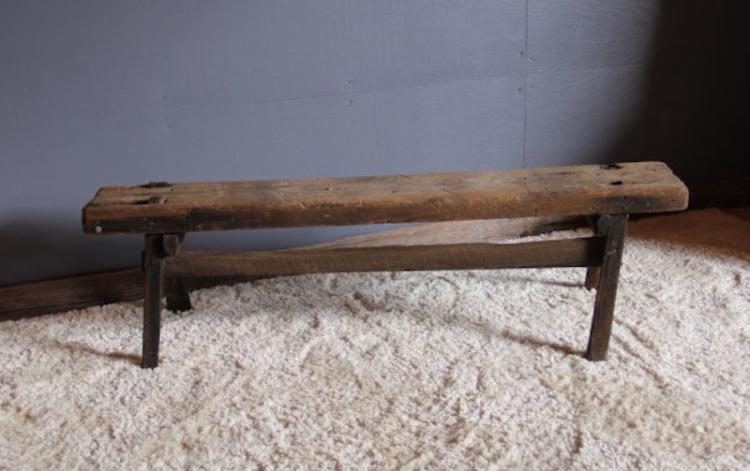261. Primitive Bucket Bench