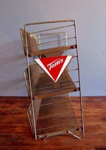 243. Tom's Country Store Rack
