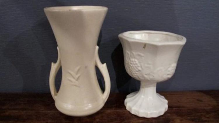 210. Two Pieces of Art Pottery