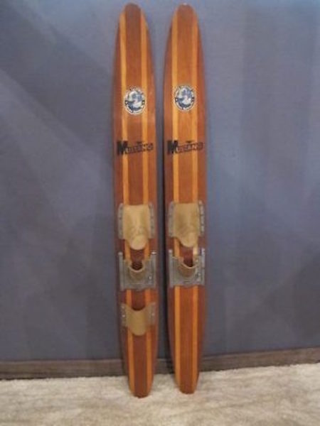172. Vintage Cypress Garden Water Skis