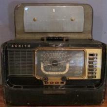 40. Zenith Trans Oceanic Radio