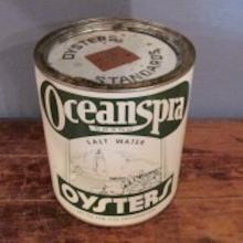 49. Oceanspra Brand Oysters Can