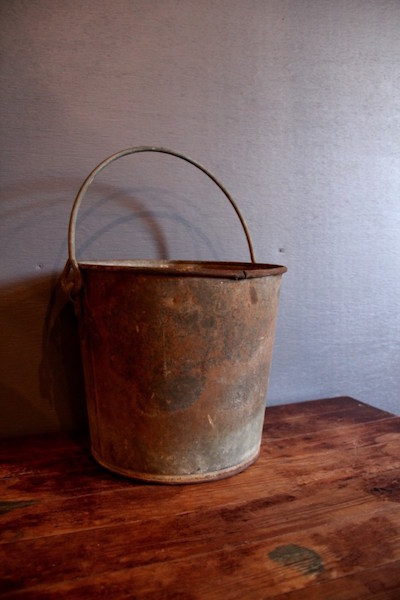 270. Galvanized Well Bucket
