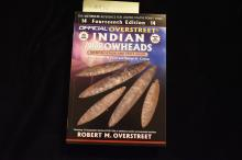 Overstreet, 14th edition, Indian Arrowheads Price Guide, New