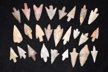 Lot of Neolithic Arrowheads, Africa