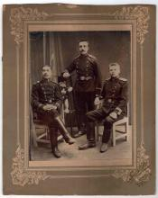 RUSSIAN IMPERIAL MILITARY PHOTO, CA. 1900