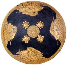 SHIELD INDIA, 19TH C.