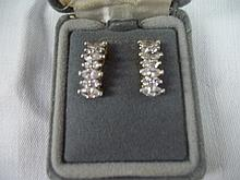Fashion Faux Diamond Earrings