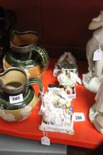 20th cent. Ceramics: Fairings