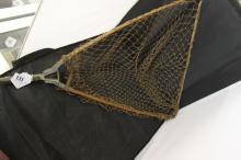 Fishing Accessories - Hardy Bros. Alnwick landing net 50ins. long - folds t