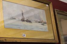R. Warren Vernon: Early 20th cent. Watercolours