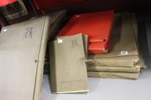 Bath Academy of Art Study Folios: The Durer Society Index, 12th publication