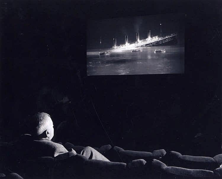 R.M.S. TITANIC: Cunard White Star Line advertisement 'Coronation