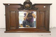 R.M.S. CARMANIA: A mirror from one of her public areas mounted in