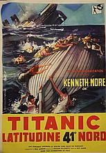 R.M.S. TITANIC/MOVIES: A Biffiquardi (Italian) The Rank Organisat