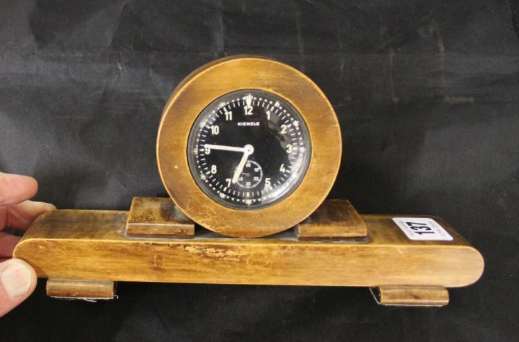 World War II/Luftwaffe: Kienzle clock, reputed to have been
