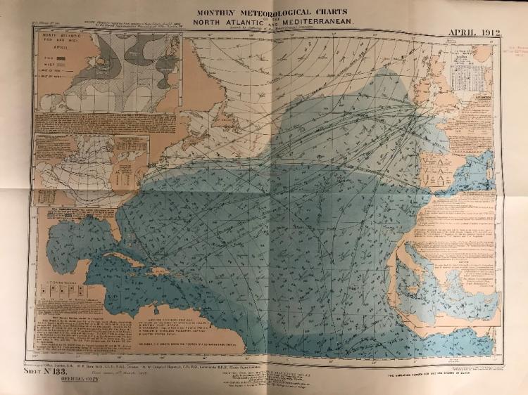 R.M.S. TITANIC/SHIPPING