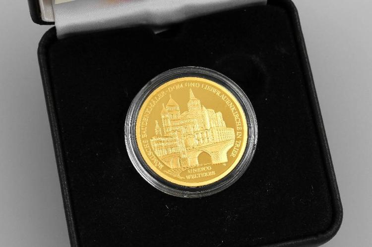 Gold coin, 100 Euro, Germany, 2009