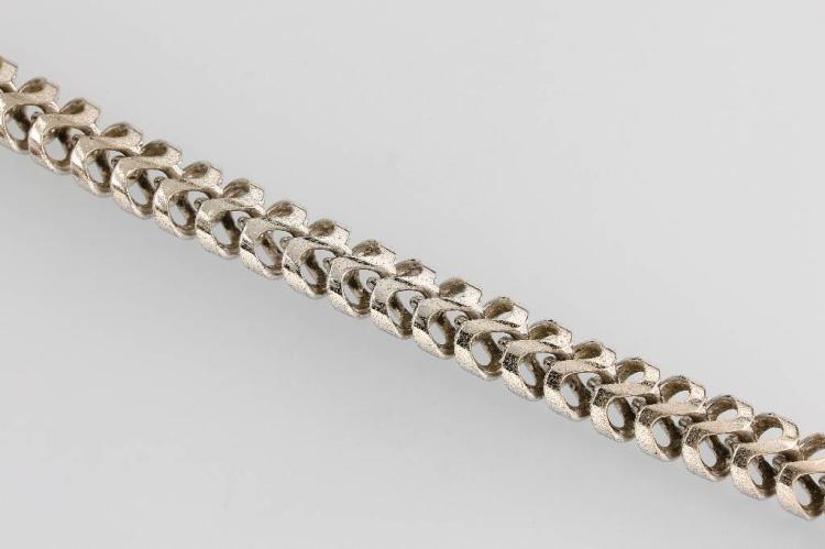 18 kt gold bracelet