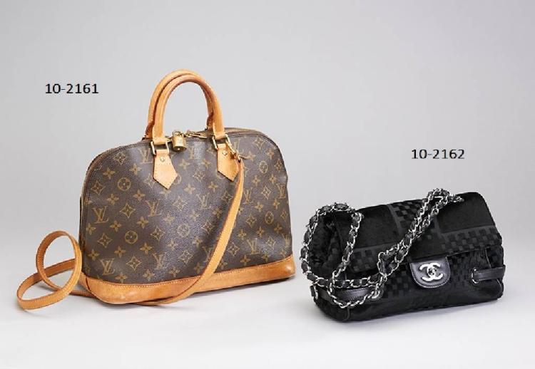 LOUIS VUITTON bag, 'Alma'