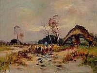 van den Berg, Jan, Den Haag 1908-1983 Amsterdam,