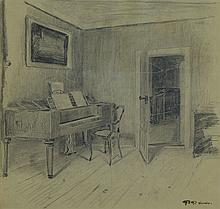 Friedrich Ferdinand Koch, 1863-1923 Landau,