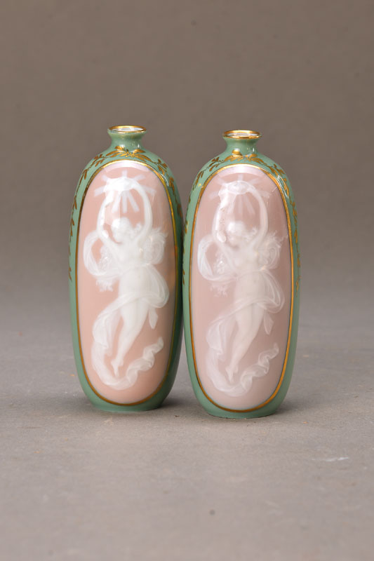Two Small Vases Lichte