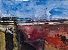 Klaus Fussmann, born 1938, Grand Canyon Arizona