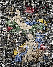 Karin Maas, born 1952, national and