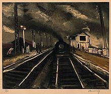 Maurice Vlaminck, 1876-1958, French artist, here: La