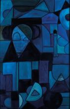 Lucien Sotto, Contemporary Belgian artist, composition