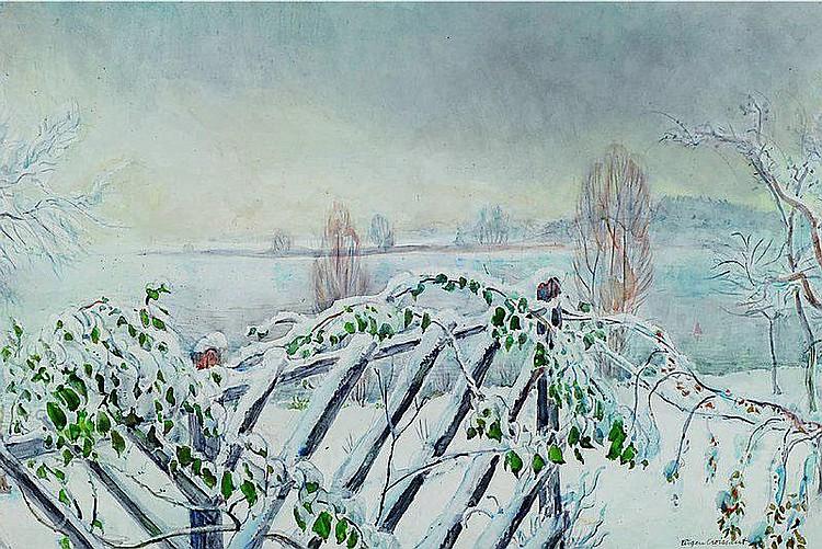 Croissant, Eugen, 1898 Landau-1976 Breitbrunn,