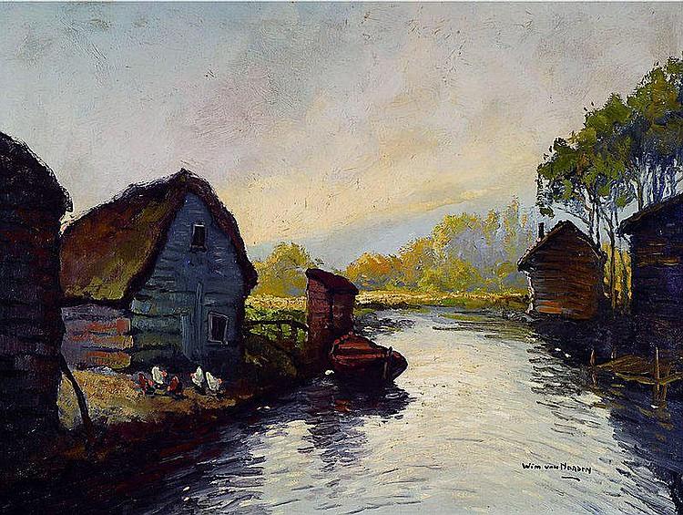 van Norden, Wilhelm Hendrik, geb. 1883- 1980,