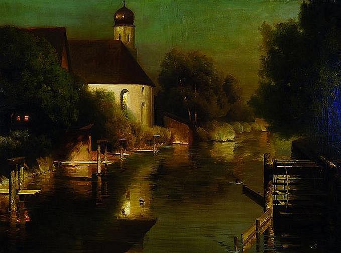 Keller-Reutlingen, Paul Wilhelm, 1854 Reutlingen -