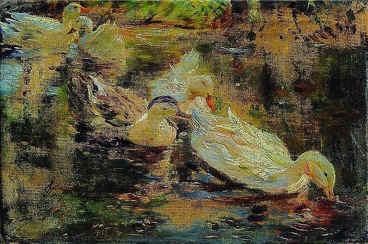 Nisio,Arthur, 1906-1974, brasilianischer Maler,